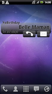 YoBirthDay - screenshot thumbnail