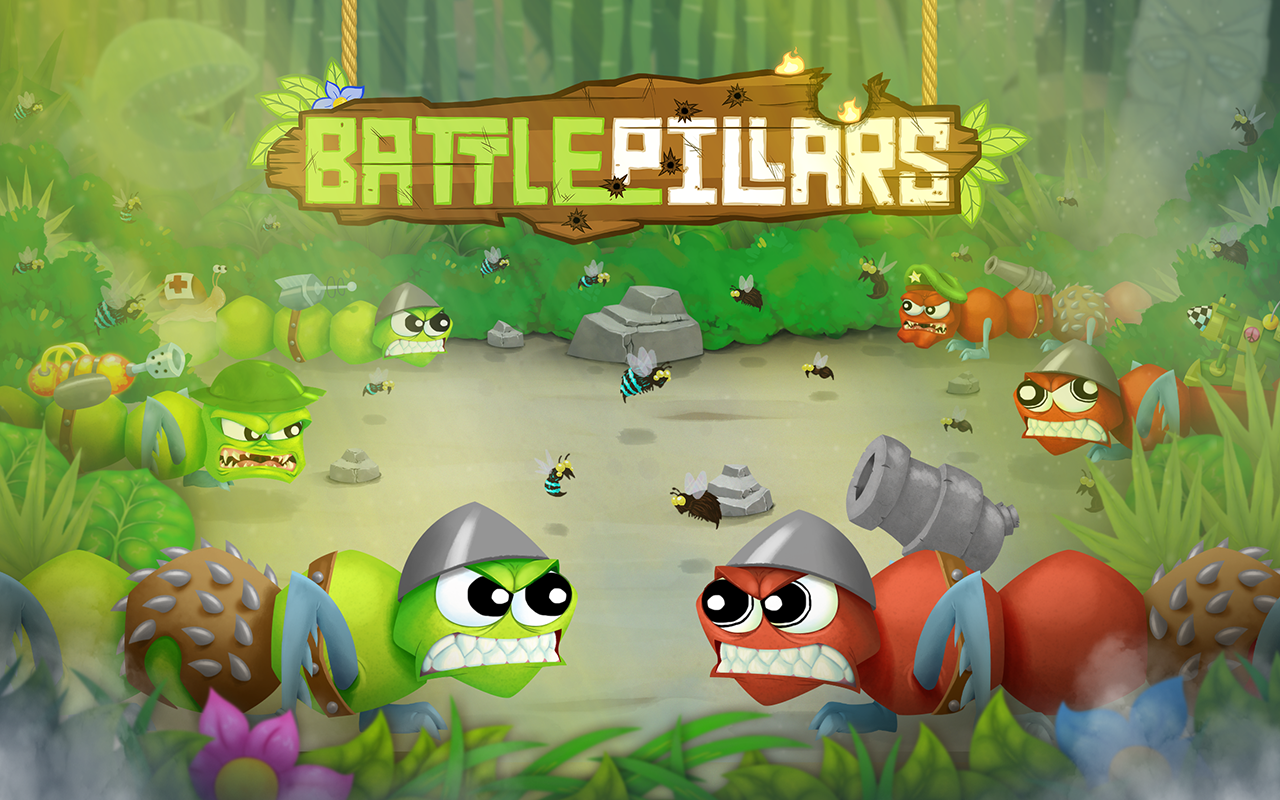 Battlepillars Multiplayer PVP - screenshot