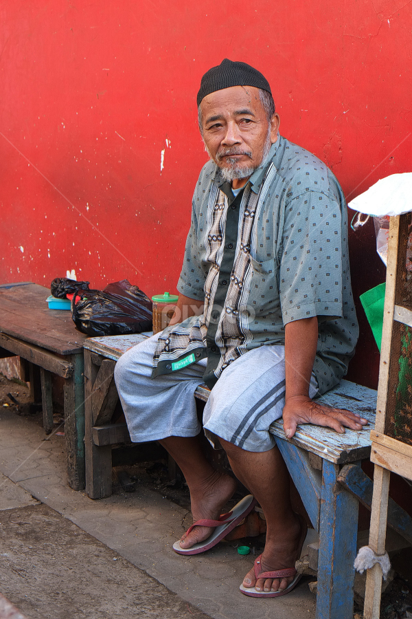 by Herry Wibowo - People Portraits of Men