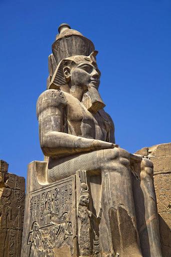 Egyptian pharaohs Wallpaper