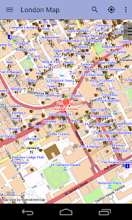 London Offline City Map - screenshot thumbnail