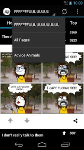 Meme Comics - Rage Reader - screenshot thumbnail