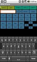 Screenshot of SENA BTerm Bluetooth Terminal
