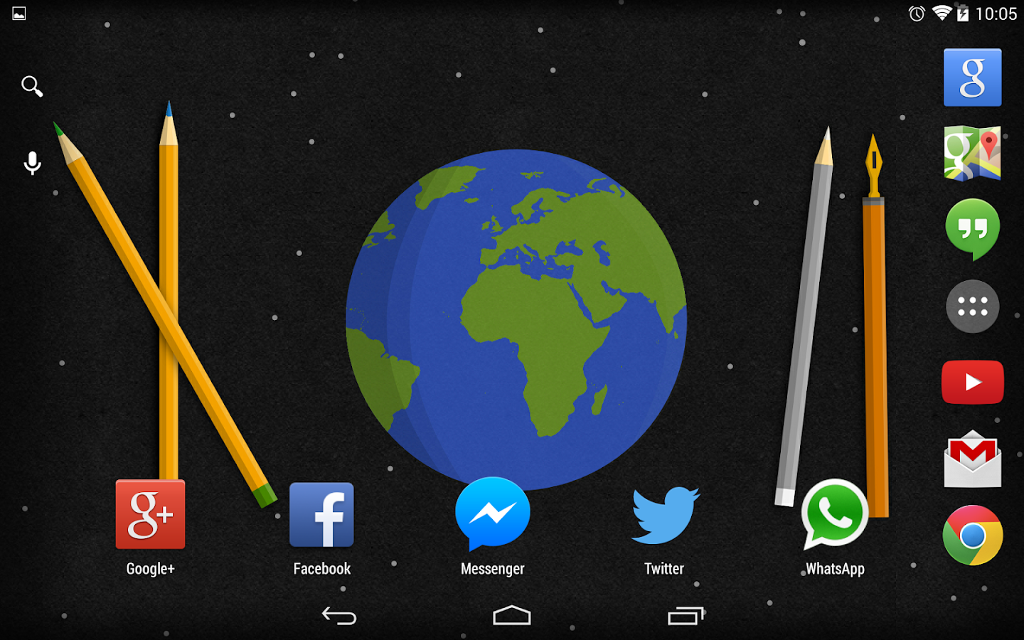 numix wallpapers android apps on google play
