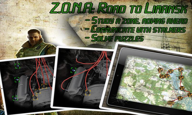 Z.O.N.A: Road to Limansk HD - screenshot