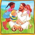 Historias de la biblia niños logo