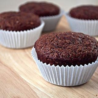 Chocolate-Zucchini Muffins
