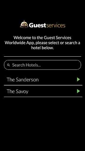 Guest Services Worldwide