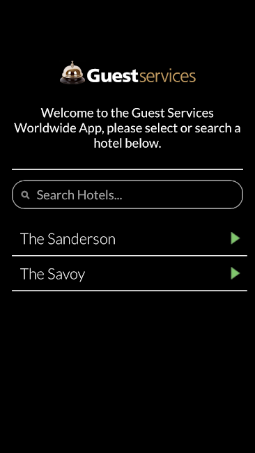 #5. Guest Services Worldwide (Android)