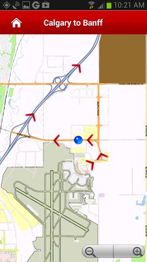 玩旅遊App Banff Lodging Co Free GPS Tour免費 APP試玩