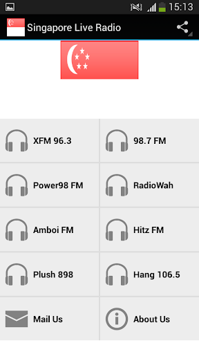 Singapore Live Radio