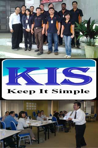 KIS Consulting -Improve Profit - screenshot