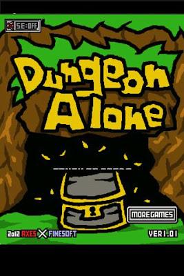 DungeonAlone - screenshot