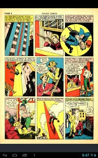 GoldenCat: Golden Age Comics - screenshot thumbnail