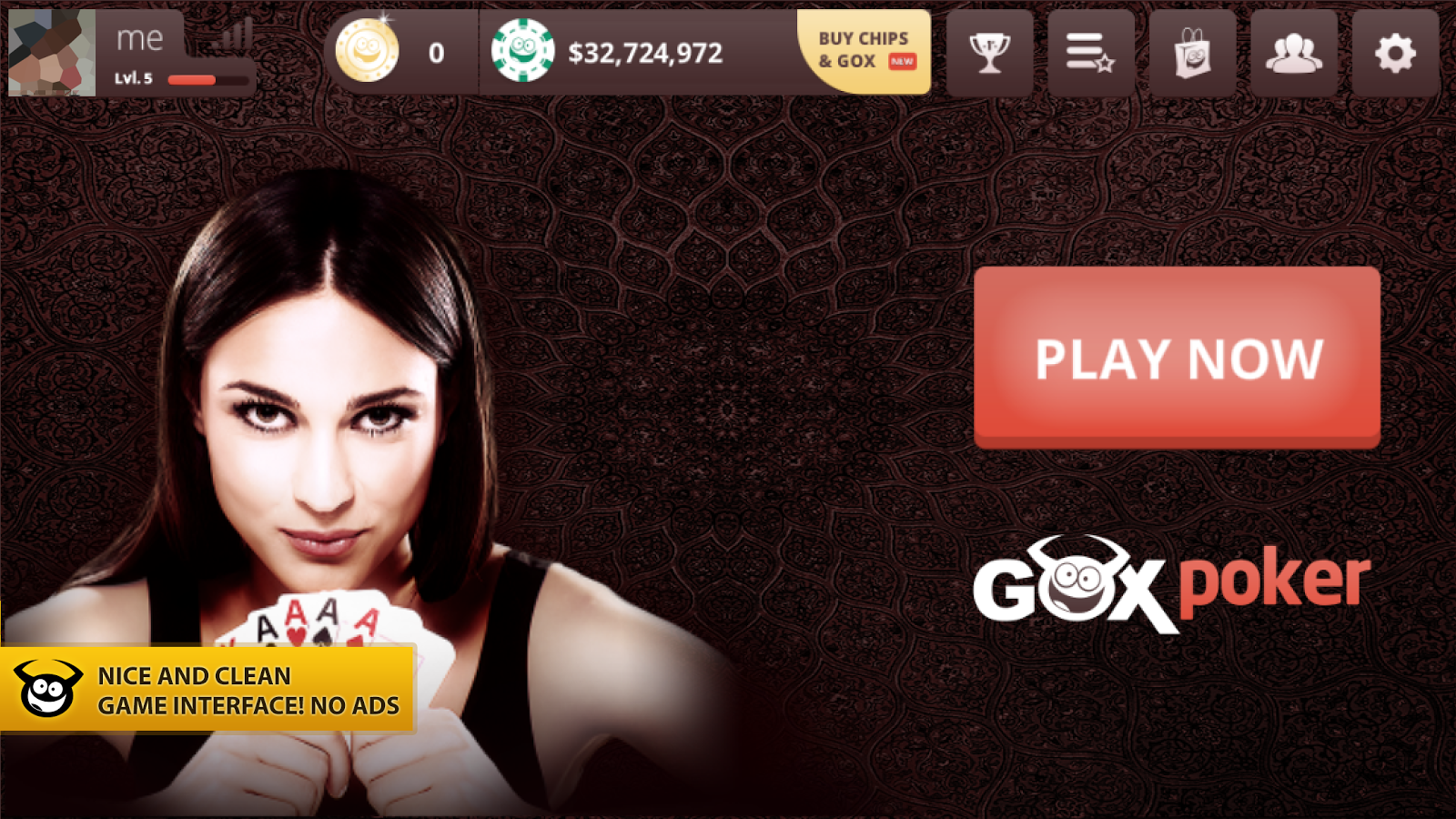 Best ai poker android