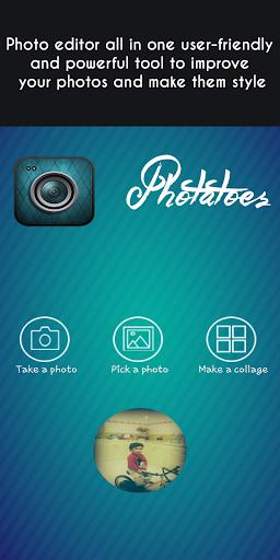 Photatoes PhotoEditor