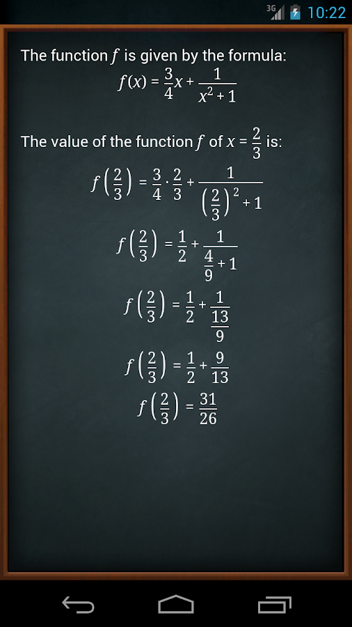 Math Help & Solver- screenshot