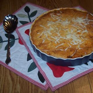 Impossible Lasagne Pie.