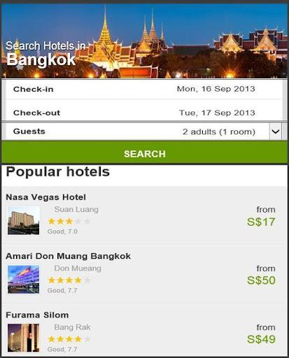 BANGKOK HOTEL DISCOUNT upto80