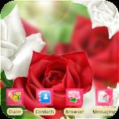 3D Rose [SQTheme] for ADW