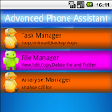 Advance Phone Assistant logo