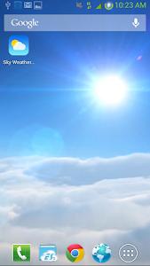 Sky weather v1.7