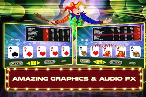 Video Poker - 6 Rule Card Game