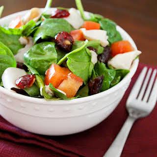 Turkey Cranberry Salad.