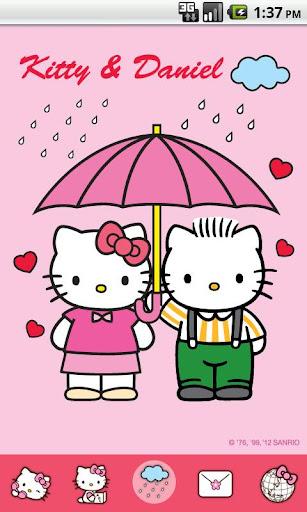 Hello Kitty Dating Theme