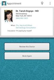 ZocDoc - Book a Doctor Online! Screenshot 10