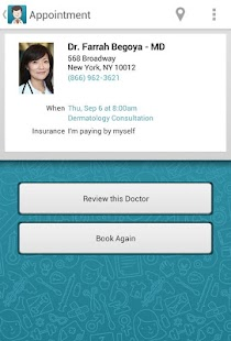 Zocdoc: Find & book a doctor Screenshot 10