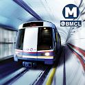 Bangkok MRT icon