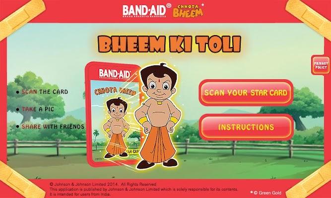 Bheem ki Toli - screenshot