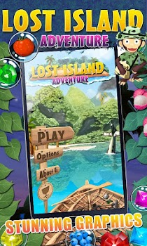 Lost Island Adventure Deluxe