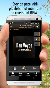 FIT Radio Workout Music - screenshot thumbnail