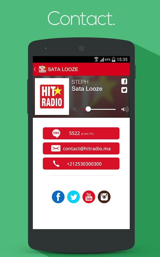 HIT RADIO- screenshot
