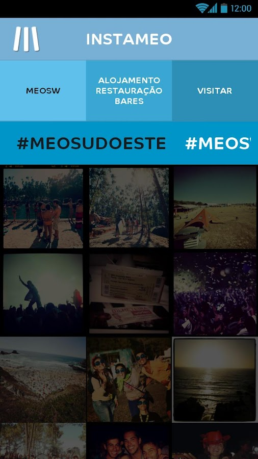 MEO SW - screenshot