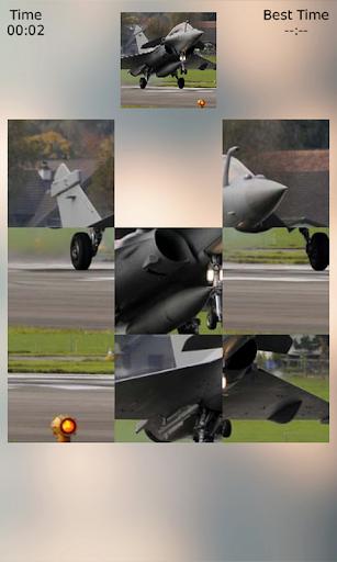 Warplane Puzzle