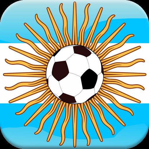 Liga Argentina 2014-2015 LOGO-APP點子