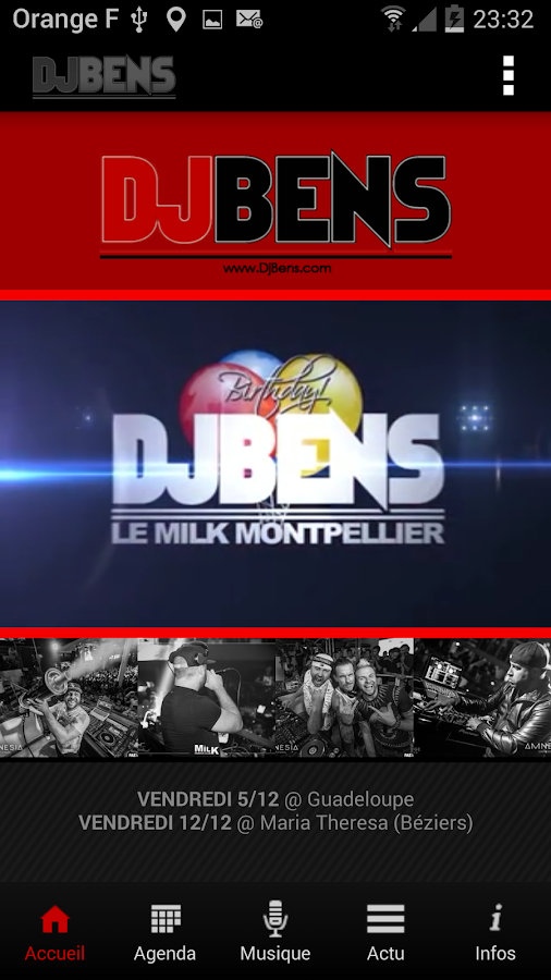 Dj Bens- screenshot