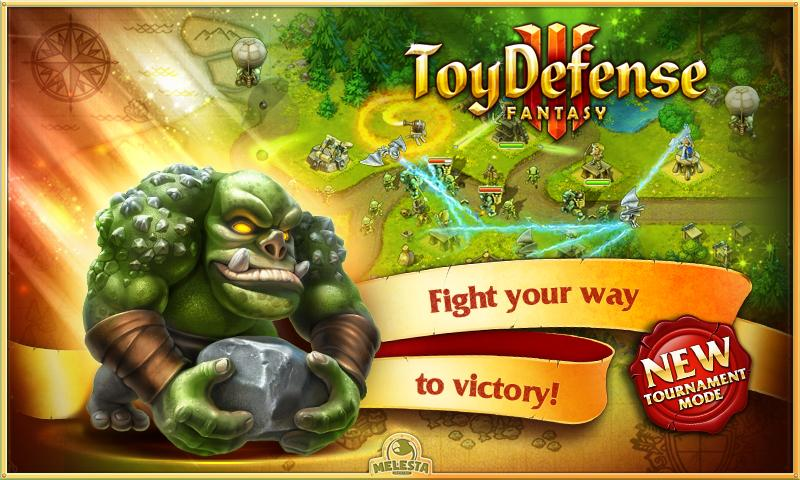 Toy Defense 3: Fantasy Free - screenshot
