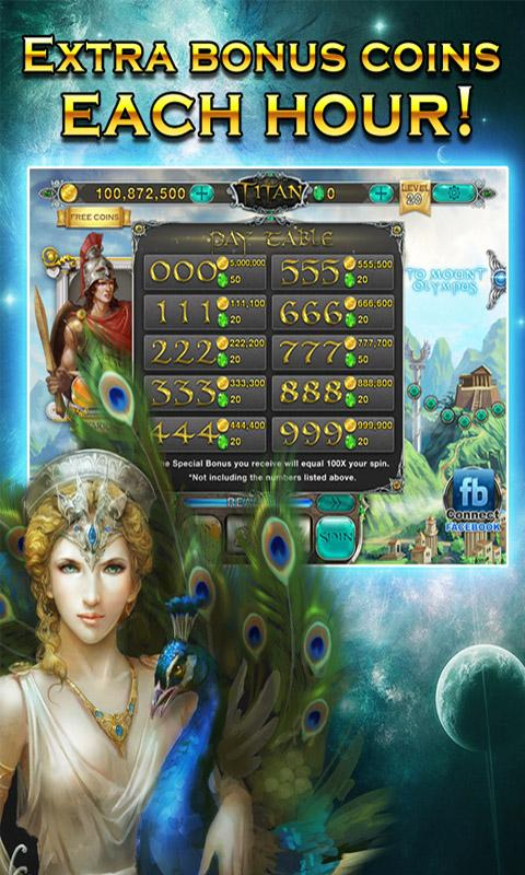 Titan Slots™ - screenshot
