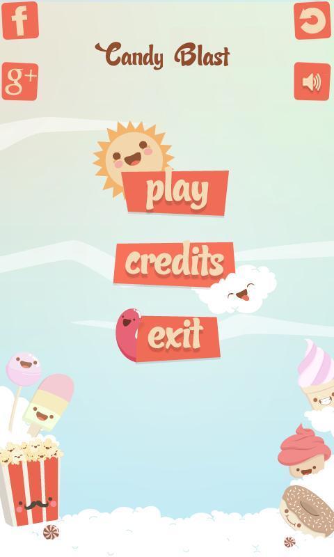 Candy Blast - screenshot