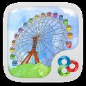 Beautiful World Launcher Theme icon