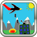 Doodle Bomber stickman war icon