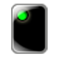 Keyboard Skin BlackSilverDroid icon