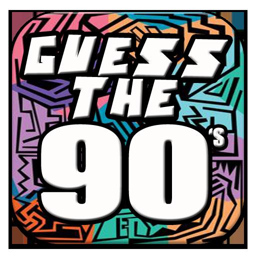 Guess The 90's (Quiz) LOGO-APP點子