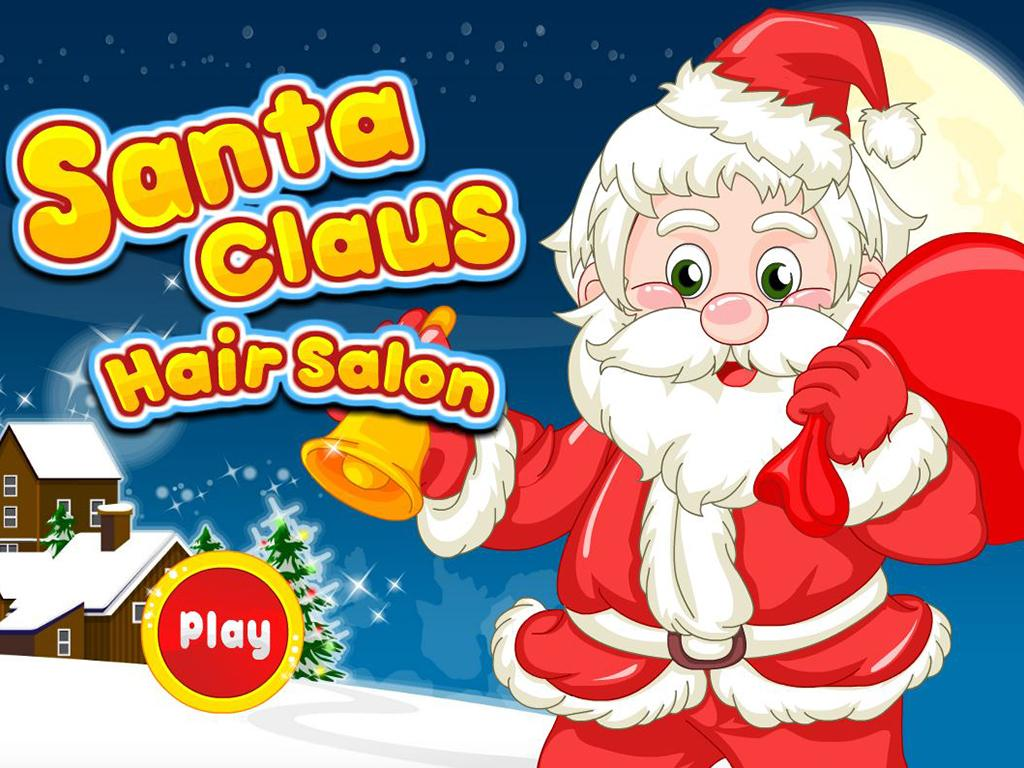 Santa claus hair salon android apps on google play