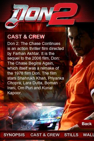 Don 2 Movie - screenshot