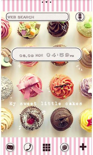 甜蜜茶杯蛋糕 for[+]HOME
